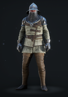 My take on an anglo-saxon king